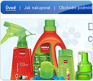 Tvorba e-shopu, pronájem e-shopu: vasededra.cz
