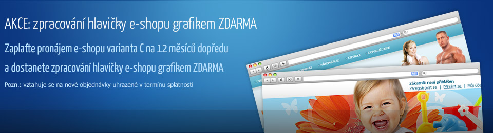 Tvorba e-shopu