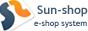 Sun-shop: tvorba a pronájem e-shopů